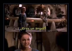 Enlace a Lo cual es raro porque si no hay cristianismo en Star Wars... ¿Por qué hay ángeles?