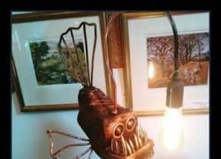 Enlace a ¿Qué os parece esta lámpara? ¿Os la compraríais?