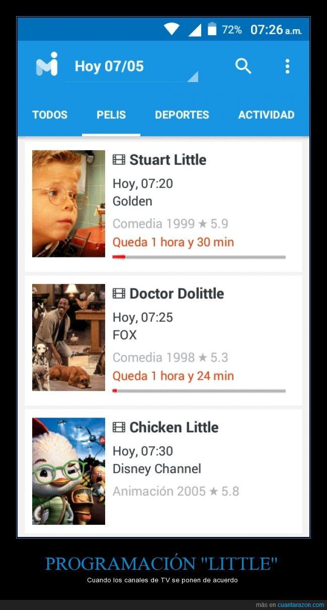 Chicken,Doctor,Dolittle,Little,Stuart