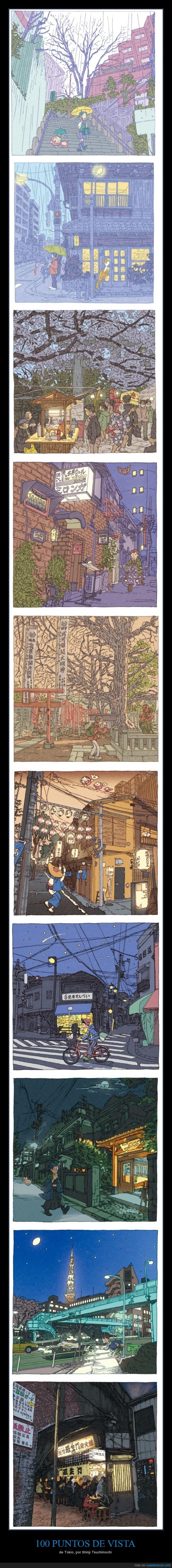 puntos de vista,Shinji Tsuchimochi,tokio