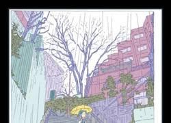 Enlace a Espectaculares ilustraciones de Tokyo, 100 puntos de vista