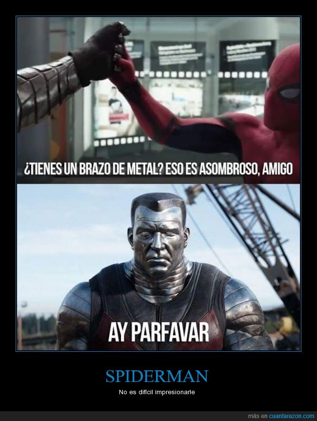 ayparfavar,brazo,Bucky,Capitan America,Civil War,Deadpool,hierro,Spiderman,xman