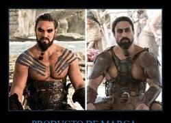 Enlace a Khal Drogo versión Hacendado