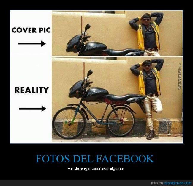 bicicleta,cortar,enseñar,motocicleta,portada,realidad