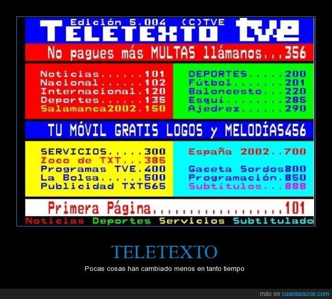 programación,teletexto,televisión,tv