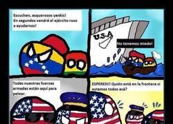 Enlace a VENEZUELA VS USA. La guerra definitiva