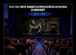 Enlace a Esto debería pasar si la película de Warcraft fuera realista