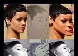 Enlace a Mago del photoshop crea obras de arte a partir de pésimos dibujos