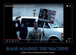 Enlace a RAGE AGAINST THE MACHINE