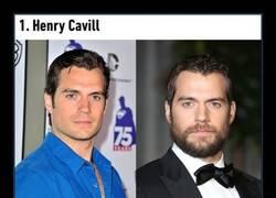 Enlace a Aquí está la prueba que las barbas son el maquillaje de los hombres