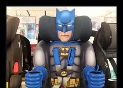 Enlace a ASIENTO DE BATMAN