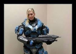 Enlace a El cosplay de Halo perfecto
