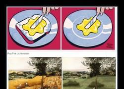 Enlace a Recrea obras de arte míticas sacando todos los alimentos con gluten