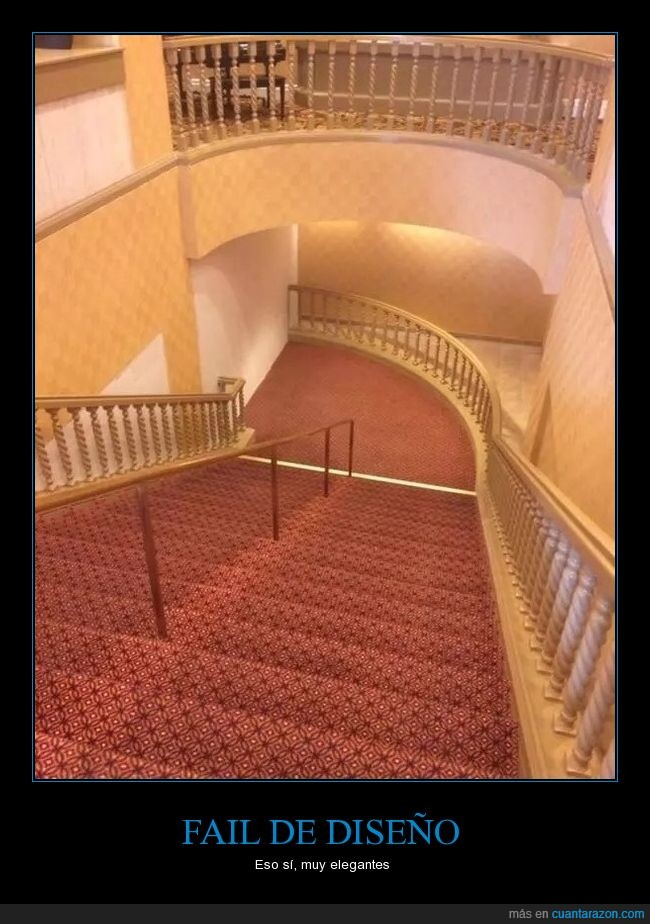 diseño,elegantes,epic fail,escaleras,pared,wtf