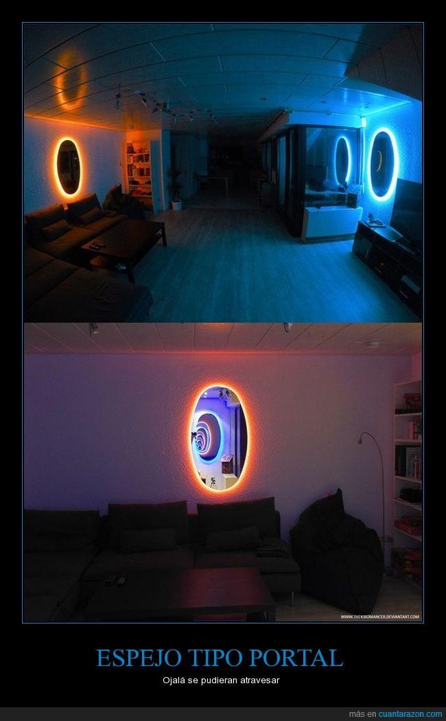espejo,portal