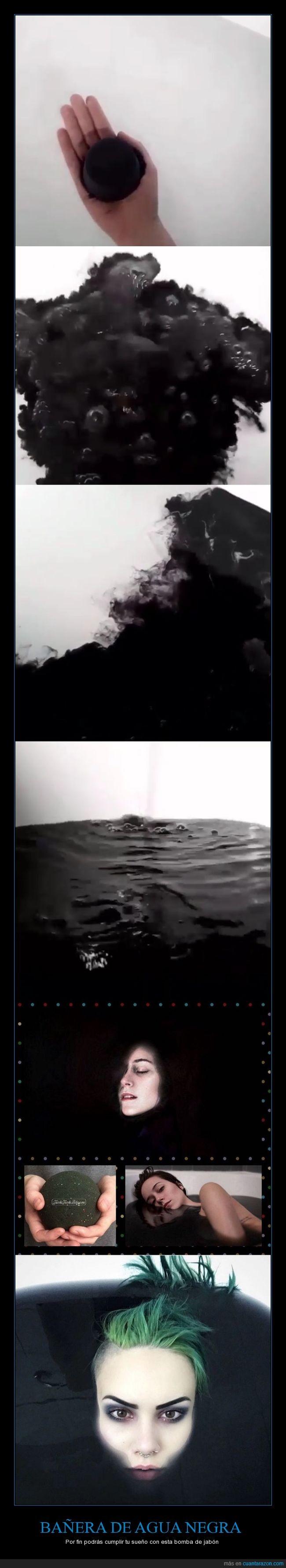 agua negra,bañera,bomba