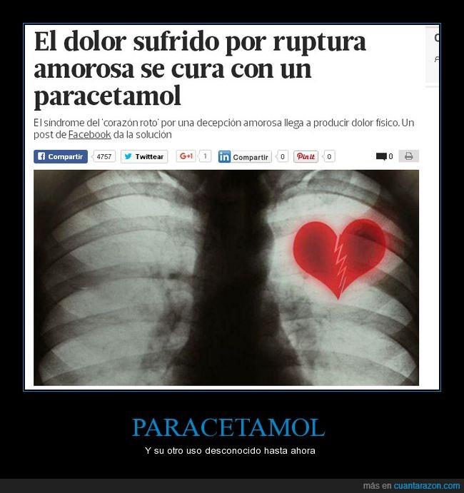 amor,corazón,PARACETAMOL