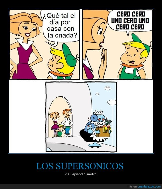 Episodio,Inedito,Supersonicos