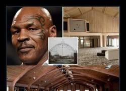 Enlace a Así es hoy en día la mansión abandonada de Mike Tyson