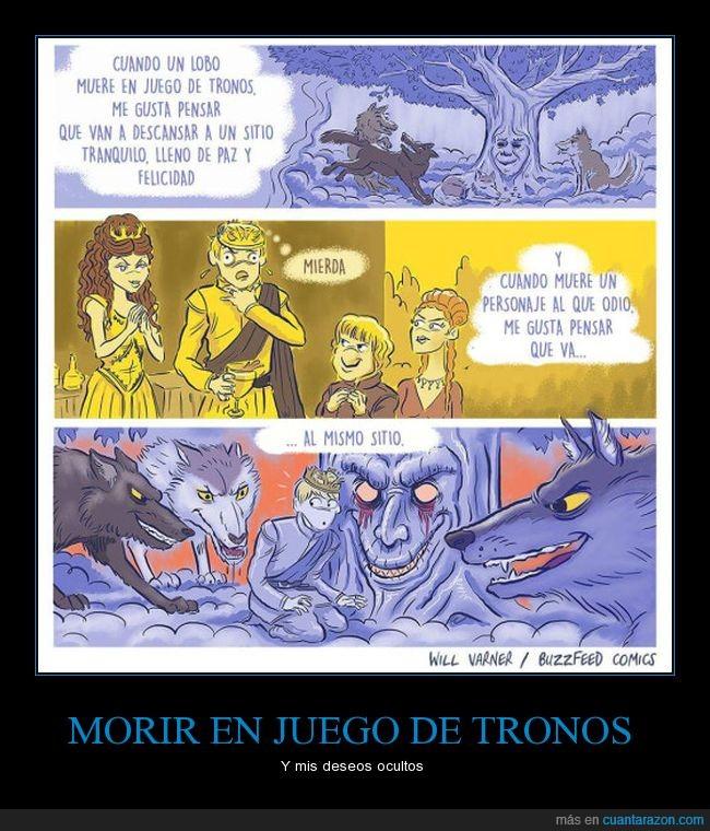 juego de tronos,lobos,morir,muerte,series,televisión,tv