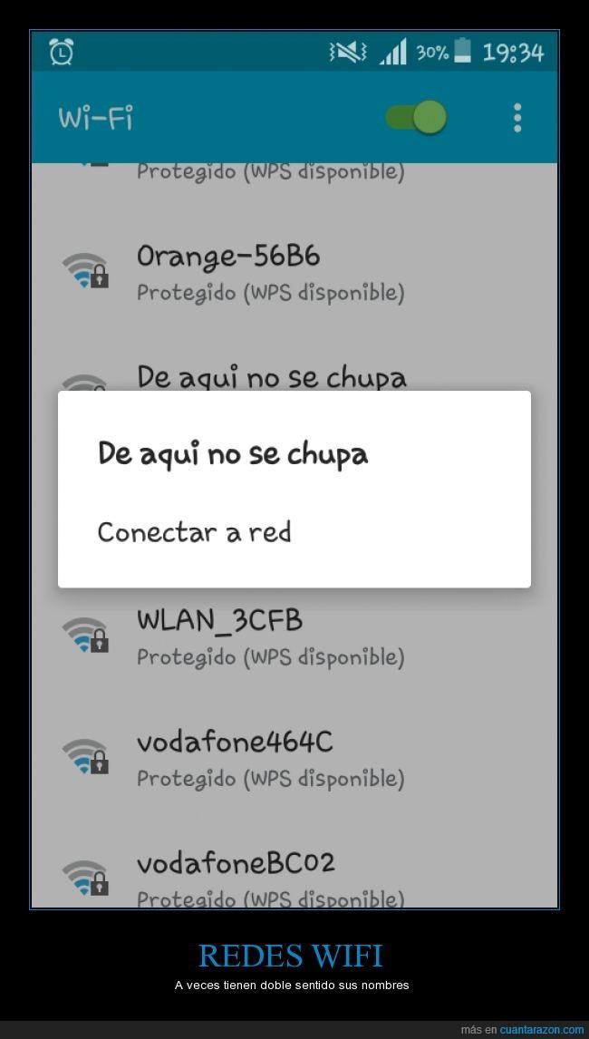 chupar,WiFi