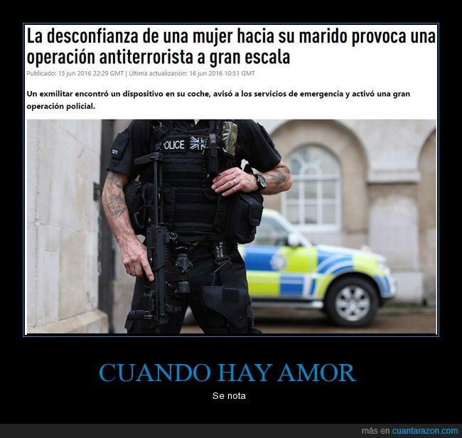 amor,desconfianza,esposa,esposo,marido,terrorista
