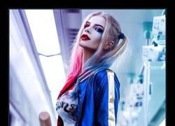 Enlace a El cosplay más BRUTAL de Harley Quinn. Y no, no es Margot Robbie