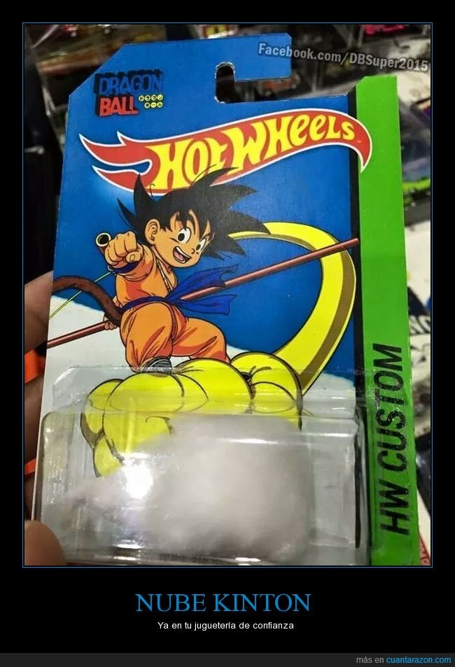 dragon ball,goku,hot wheels,nube kinton