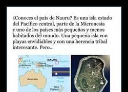 Enlace a En Nauru ser flaco es la excepción