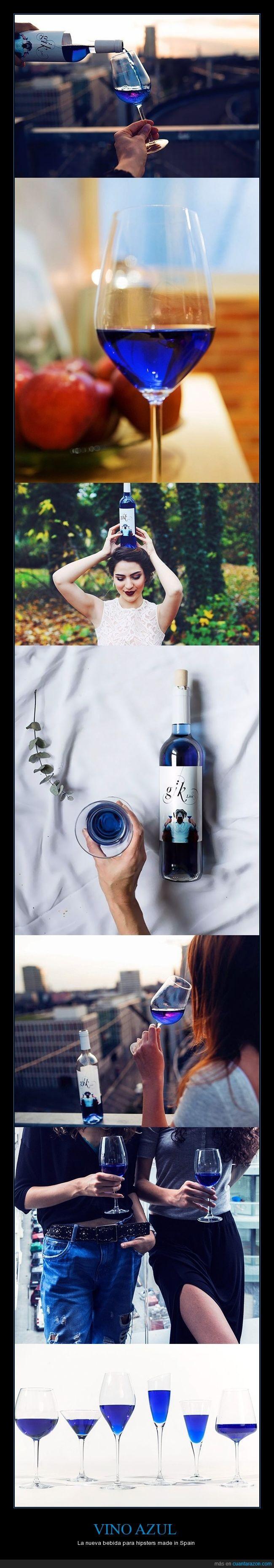 azul,bebida,gik,vino