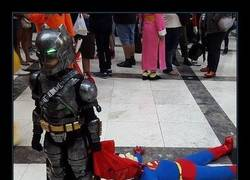 Enlace a Un Batman Mucho mejor que Ben Affleckm