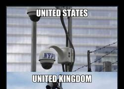 Enlace a Las cámaras de vigilancia alrededor del mundo