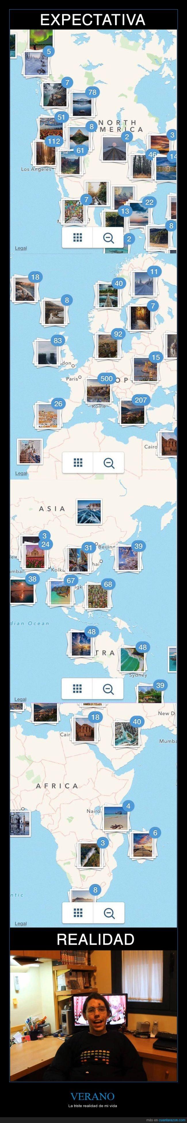 ordenador,países,vacaciones,verano,viajar