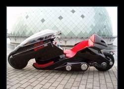 Enlace a La moto de Akira, muy cerca de hacerse realidad