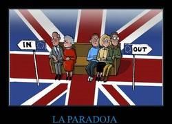 Enlace a Paradoja del Reino Unido