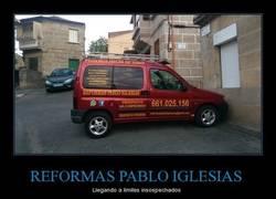 Enlace a Pablo Iglesias ya tiene nuevo trabajo por si no hay pacto