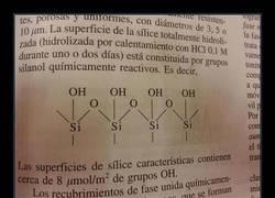 Enlace a La clase de química del día