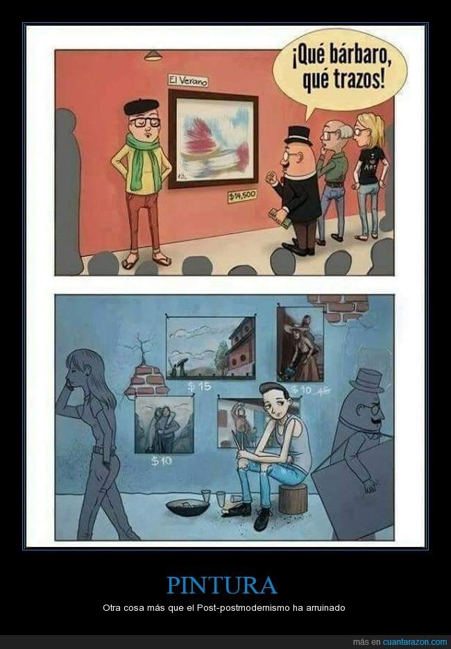 arte,pintura,posmodernismo