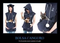 Enlace a BOLSA CANGURO