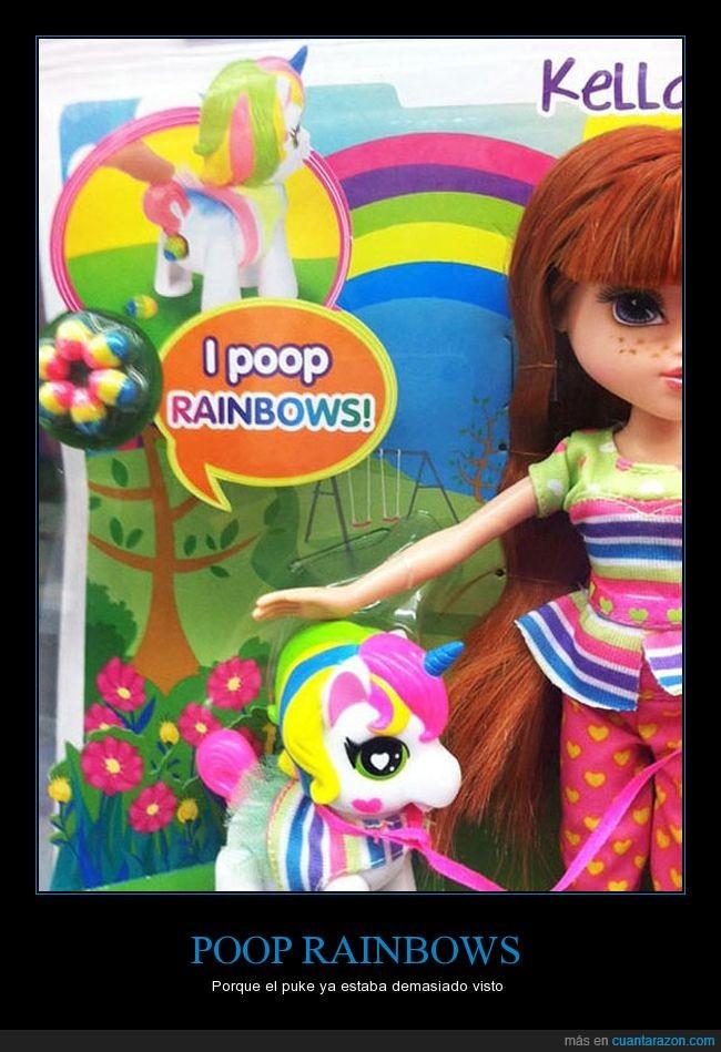 arcoíris,juguete,ponies,pony