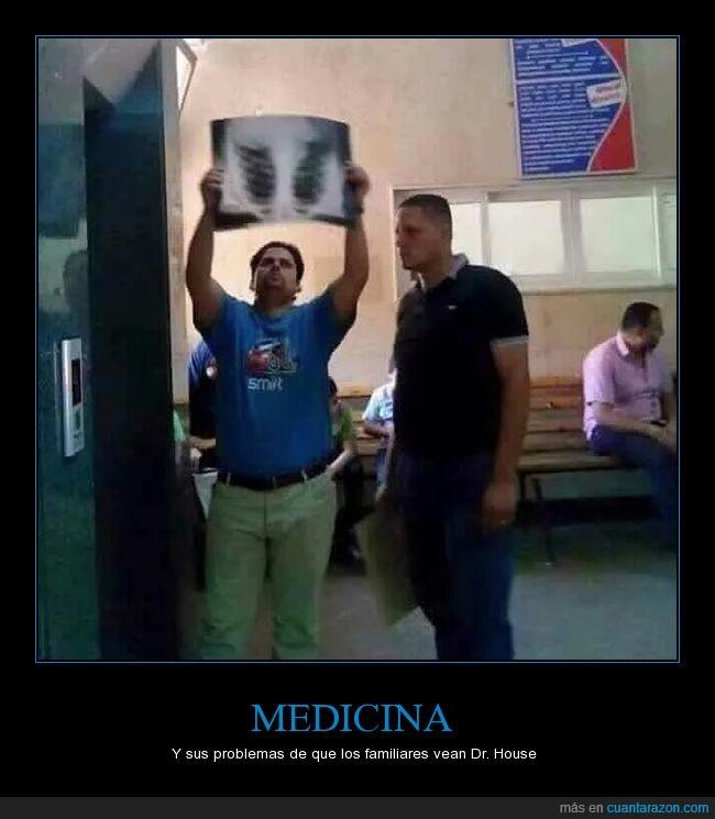 fail,hospital,la radiografía esta al revés,medicina,médico,salud