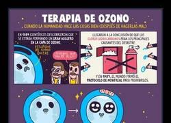 Enlace a No todo está perdido con la capa de Ozono