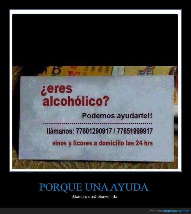 Alcohólico,cerveza,podemos ayudarte,vinos y licores