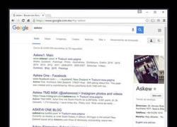 Enlace a Cuando buscas el significado de Askew en Google y s te rompe el ordenador