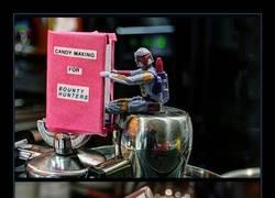 Enlace a ¿Qué crees que hace Boba Fett en su tiempo libre?