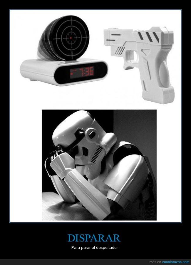 disparar,facepalm,puntería,stormtrooper