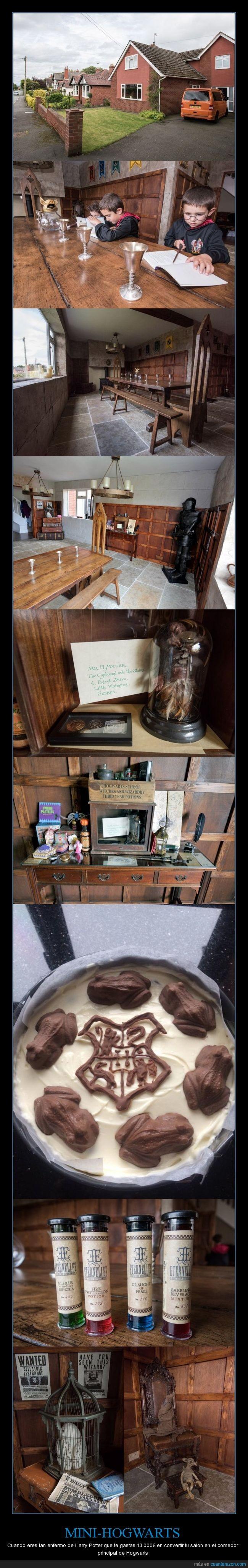 casa,harry potter,hogwarts