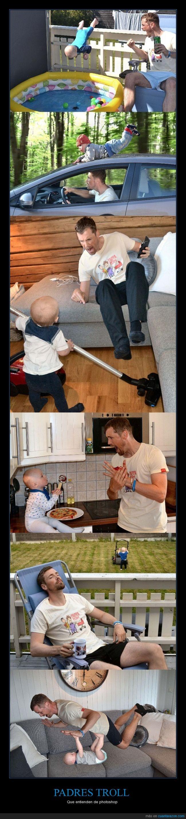 padre,photoshop,yo haría lo mismo