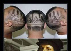 Enlace a Las dotes de peluquero de Da Vinci