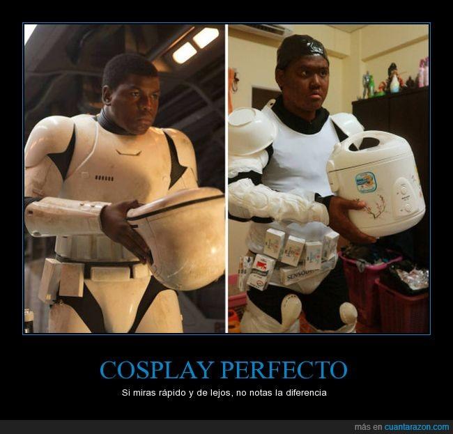 cosplay barato,cutre,soldado